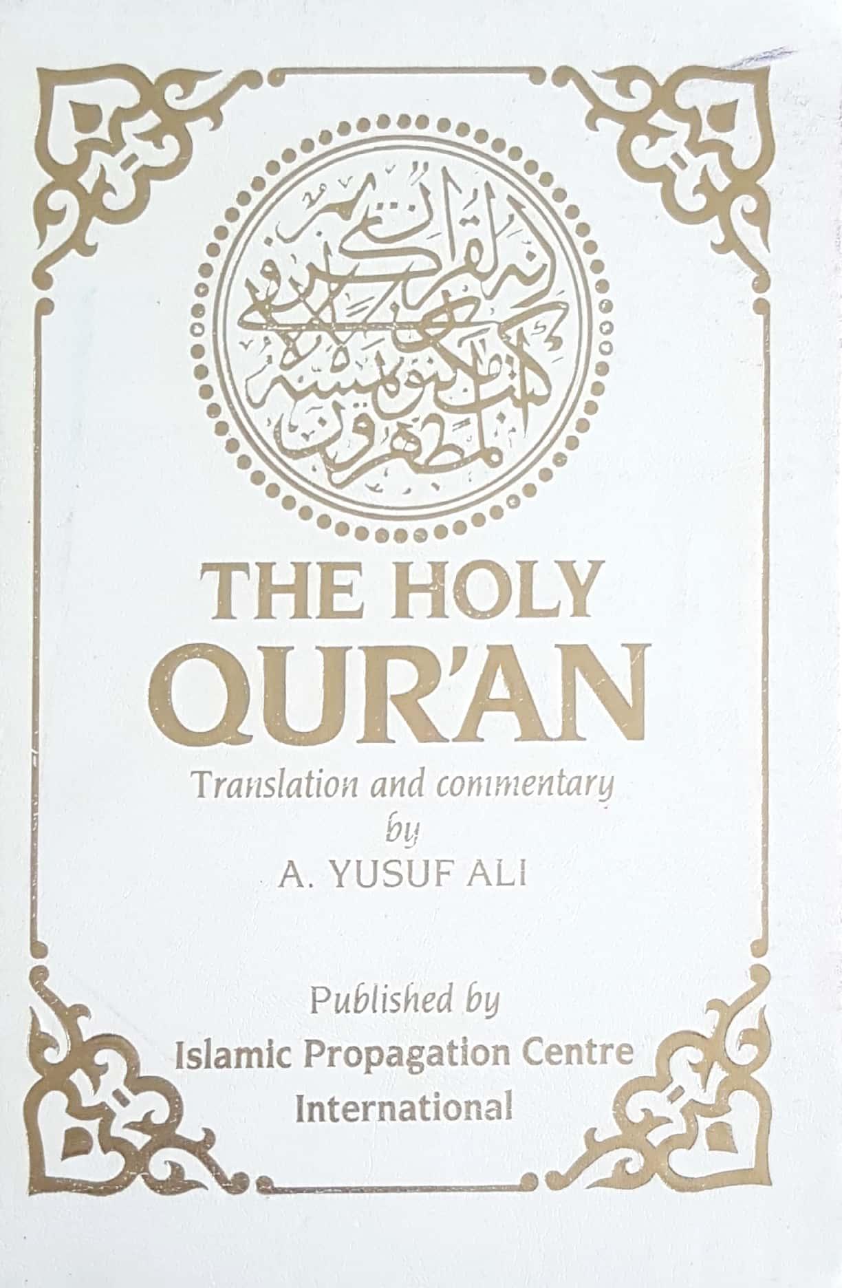 Arabic English IPCI – My Free Quran
